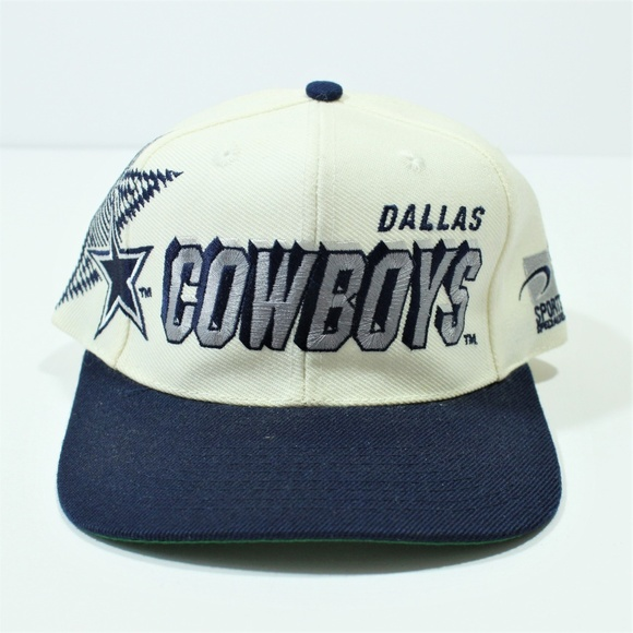 c06b417a5 NFL Accessories | Vtg Sport Specialties Dallas Cowboys Snapback Hat ...